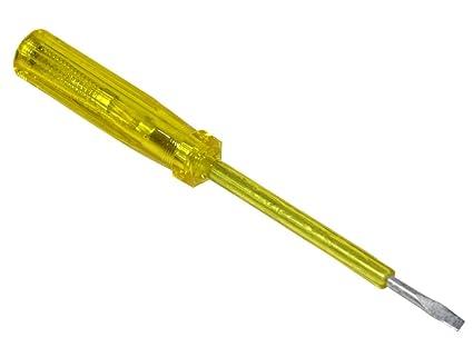 AERZETIX: Probador de circuitos eléctricos 200V-250V 220V 19cm ...