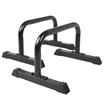hukoer interior único paralelo bares horizontal bar equipo multifunción Split push-up formación fitness equipment