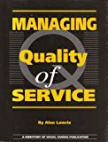img - for Managing Quality of Service (Contracting & service provision) by Alan Lawrie (1995-09-06) book / textbook / text book