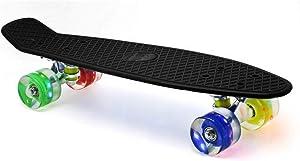 """Merkapa 22"""" Complete Skateboard"""