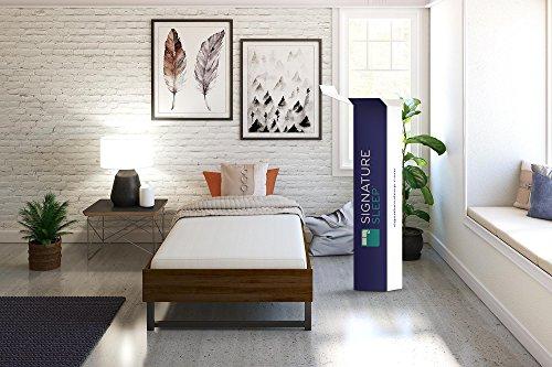 Signature Sleep Memoir 6 Inch hard drive area Mattresses
