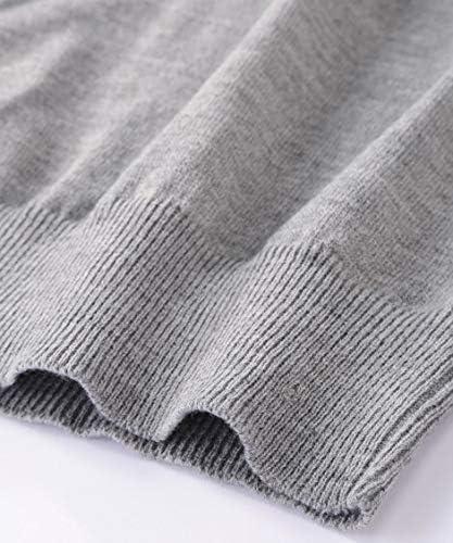 [nissen(ニッセン)] 洗濯機で洗える薄手無地タートルネック セーター メンズ