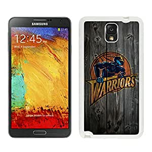 New Custom Design Cover Case For Samsung Galaxy Note 3 N900A N900V N900P N900T golden state warriors 2 White Phone Case
