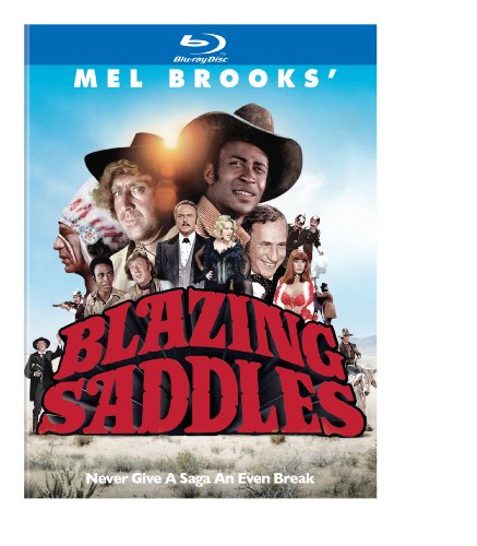 Blazing Saddles 40th Anniversary (BD) [Blu-ray]
