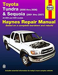 Image of the product Toyota Tundra 2000 Thru that is listed on the catalogue brand of Brand: Cengage Learning.
