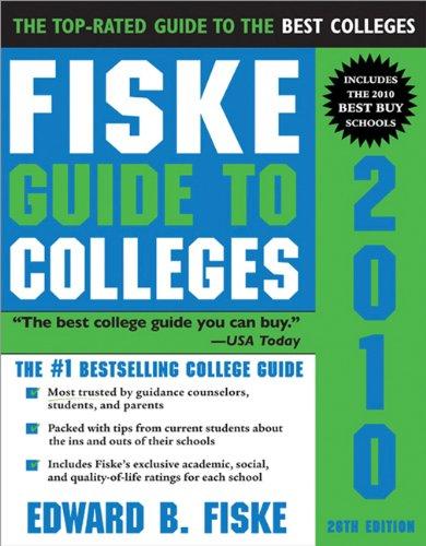 Download Fiske Guide to Colleges 2010, 26E ebook