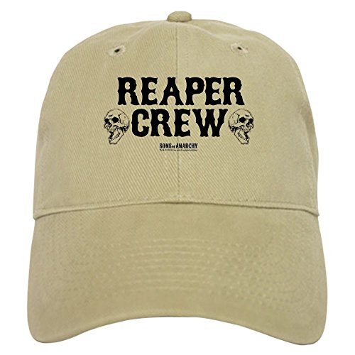 Reaper Crew Baseball Cap - CafePress - SOA Reaper Crew - Baseball Cap Adjustable Closure, Unique Printed Baseball Hat