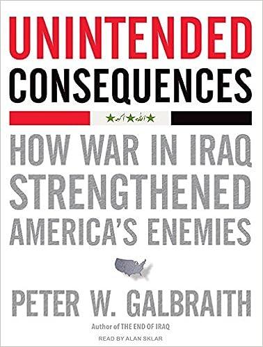 Como Descargar Elitetorrent Unintended Consequences: How War In Iraq Strengthened America's Enemies Documentos PDF