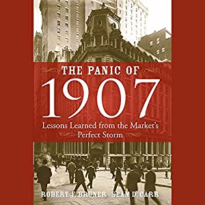 The Panic of 1907 Audiobook