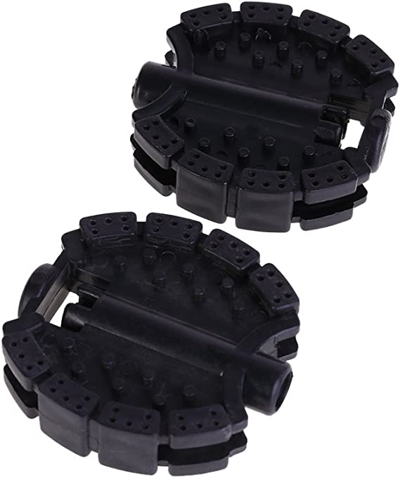 2pc Replacement Pedals For Kids Bicycle Tricycle Baby Pedal Spare Bike Fittings