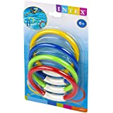 Intex 55501 Underwater Fun Ring 4 peice