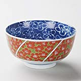 "Japanese Ceramic 5.51""diam Large rice bowl donburi, Soup, Noodle or Serving Bowl, Set of 4"