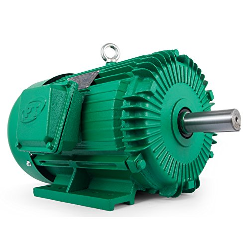 - VEVOR 10 Hp Electric Motor 215T Frame Rated Speed 1770 RPM 3 Phase Universal Electric Motor 230/460V Air Compressor Motor Suit for Agricultural Machinery and General Equipment