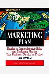 Streetwise Marketing Plan by Don Debelak(2000-06-01) Paperback