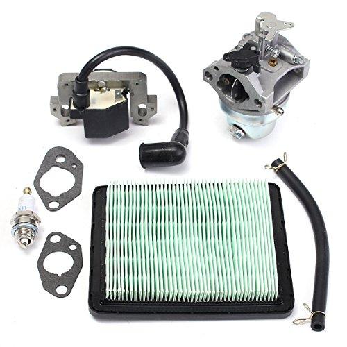 Forspero Motorcycle Carburetor Ignition Coil Spark Plug Filter For Honda GCV160 HRB216 HRS216 HRR216