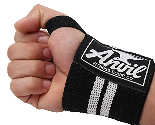 Weightlifting Wrist Wraps Adjustable Movements