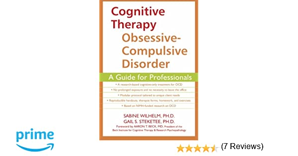 Amazon.com: Cognitive Therapy for Obsessive-Compulsive Disorder: A ...