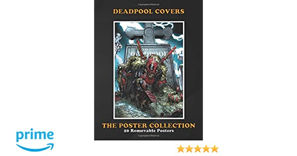 Poster Collection: Deadpool Covers Deadpool Rising Comics ...