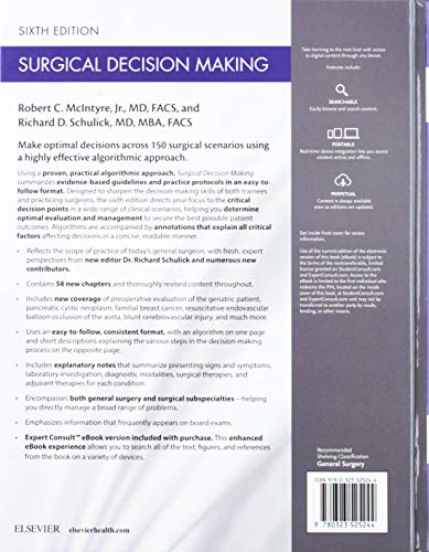Surgical Decision Making - http://medicalbooks.filipinodoctors.org
