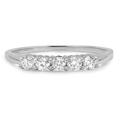eternity bands carat ring stone gold rings wedding band diamond