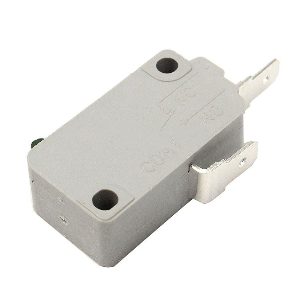winwill 2pcs Microondas Horno kw3/a puerta Micro interruptor normalmente abierto para dr52/125/V//250/V