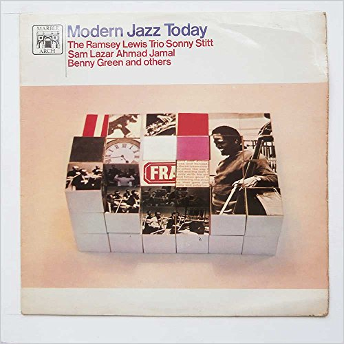 Modern Jazz Today [LP] - Today Mal