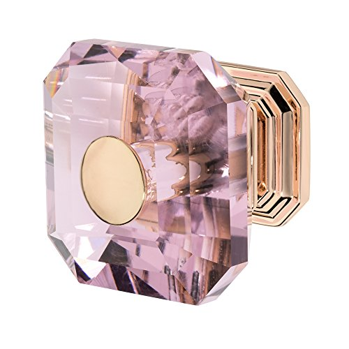 pink and gold knobs - 4