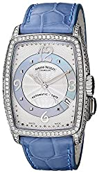 Armand Nicolet Women's 9631V-AK-P968VL0 TL7 Classic Automatic Stainless-Steel with Diamonds Watch