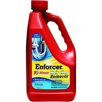 Amazon Com Hair Clog Remover Liquid Drain Cleaner Home