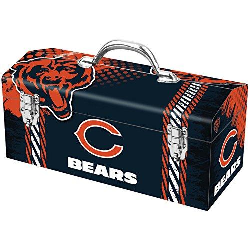 NFL Chicago Bears Full-Print Tool Box