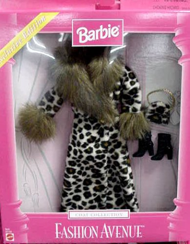 e Leopard Coat - Exclusive Edition 1999 - Asst 22155 by Mattel ()