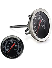 CheckOut 1pc Barbecue BBQ Grill Outdoor Camp Smoker Pit Cooking Thermometer opportunity