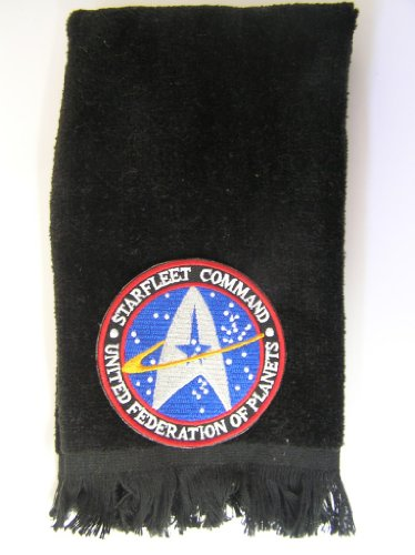 Starfleet Command Fingertip Towel