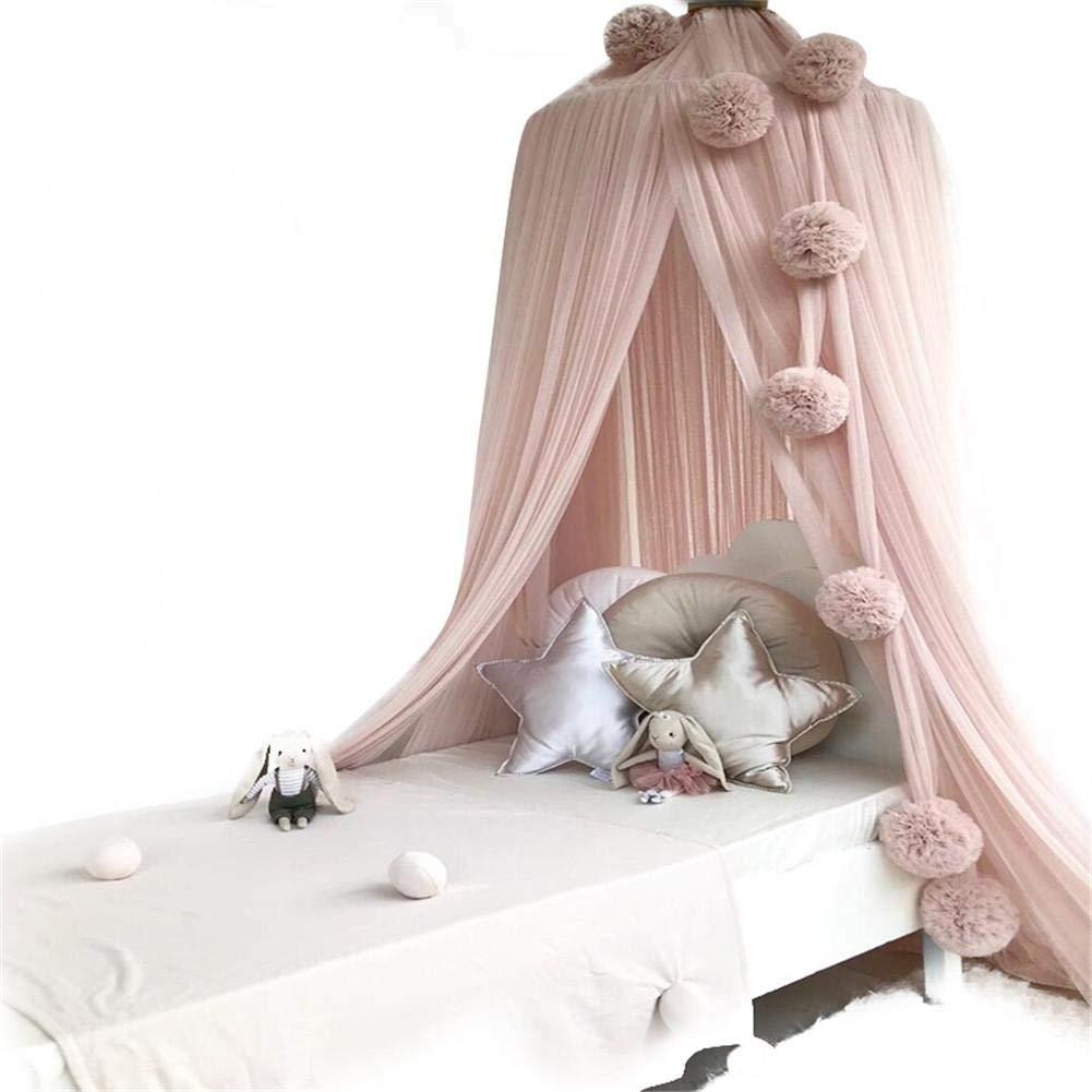 Mosquitera de Gasa para Cama o Cama Blanco, soundwinds Juego de Red para decoraci/ón de la Pared de la Cama y el Dormitorio Accesorios para Colgar en la Tienda de campa/ña