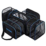 YOUTHINK Expandable Soft Airline Approved Travel Carriers for Cats Puppy Dog Pet Review