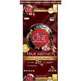 Purina ONE SmartBlend True Instinct with a Blend of Real Turkey & Venison NATURAL Adult Dry Dog Food - (1) 36 lb. Bag