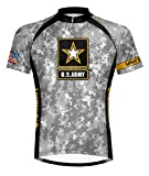 US Army - Camo Cycling Jersey - Large