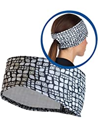 Print Headband | Ear Warmer and Ponytail Headband for Women - 8 Patterns