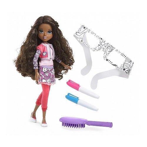 Moxie Girlz Art - Moxie Girlz Art-titude 3D Doll Bria