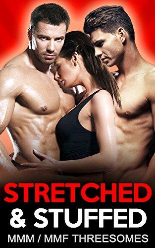Stretched Stuffed Romance Threesomes Bundle ebook product image
