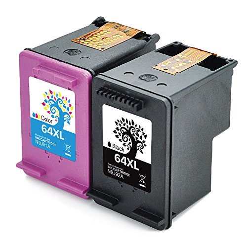 Hbo For Hp 64xl Remanufactured Ink Cartridge High Yield For Hp Envy