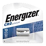 Photo : Energizer CR2 Batteries 3V Lithium, (1 Battery Count)