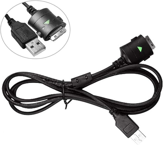 USB Plug fuer SAMSUNG Yepp YP-P3 LadekabelDatenkabel