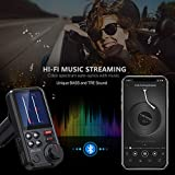 Nulaxy Car Bluetooth Transmitter, Strong Microphone