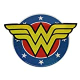 C&D Visionary DC Comics Originals Wonder Woman Shield Glitter Sticker by C&D Visionary