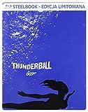 THUNDERBALL (STEELBOOK) [Blu-Ray] (English audio. English subtitles)