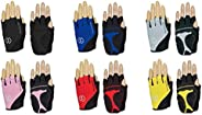 Zero Friction Women's Cycling Gloves, One Size, B