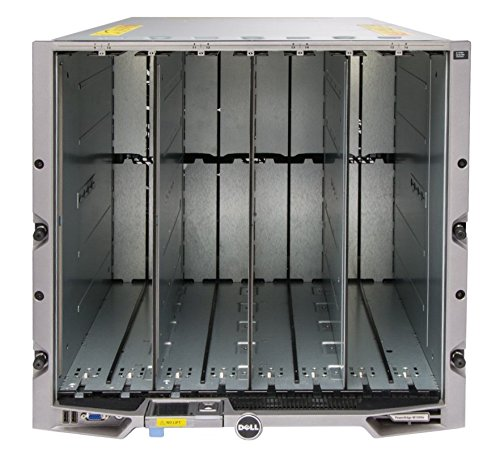 (Dell PowerEdge M1000e 16 Slot Blade Server Chassis w/ 9x Fans, 6x)