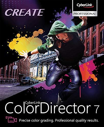 CyberLink ColorDirector 7 Ultra [PC Download] by Cyberlink