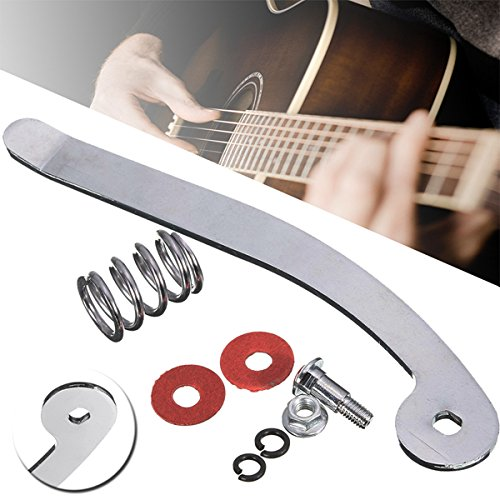 Guitar Tremolo Systems - Tremolo System Arm Whammy Bar with Spring Nut for TL SP LG Electric Guitar